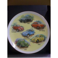 VW Beetle Bone China Plate