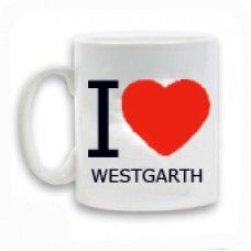 I love Westgarth Mug